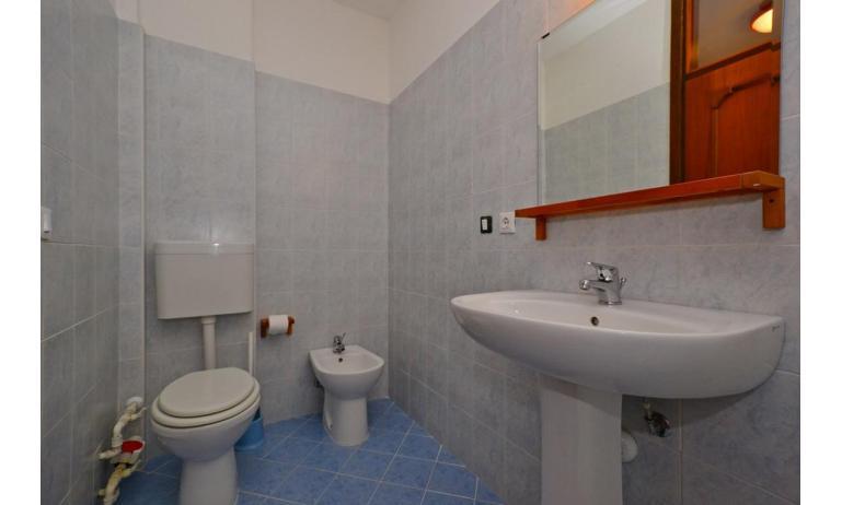 appartamenti INTERNATIONAL: A3 - bagno (esempio)