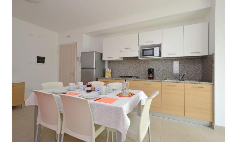 apartments FIORE: B5 - kitchenette (example)