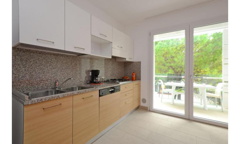 apartments FIORE: C7 - kitchenette (example)