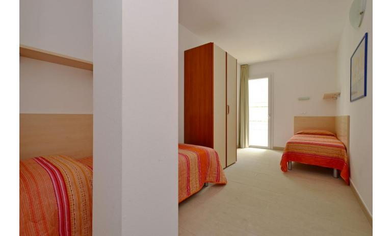 apartments FIORE: C7 - twin room (example)