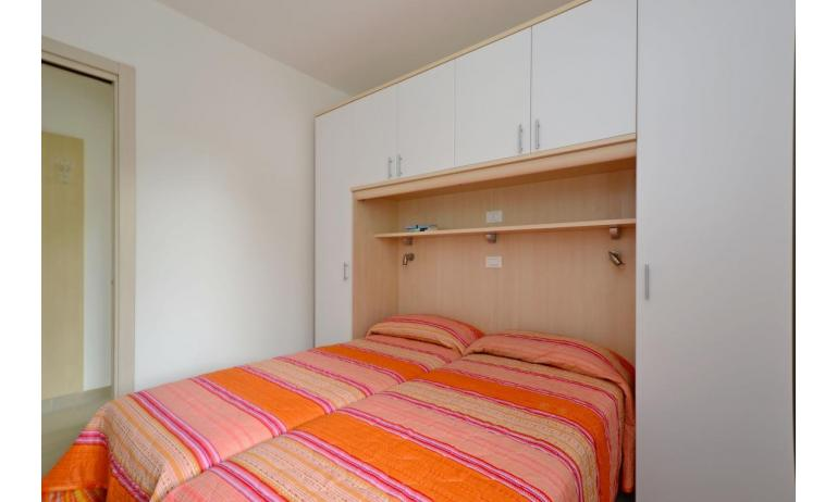 apartments FIORE: C7 - double bedroom (example)