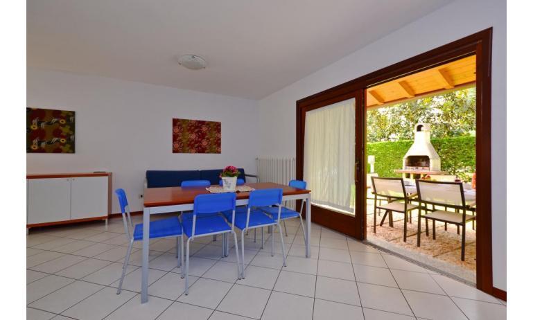 residence RIO: D8 - nappali (példa)