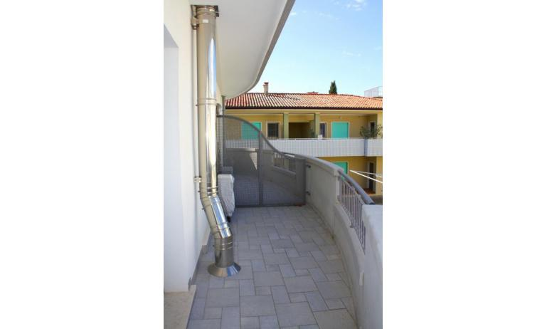 apartments VILLA NODARI: B4/1 - balcony (example)