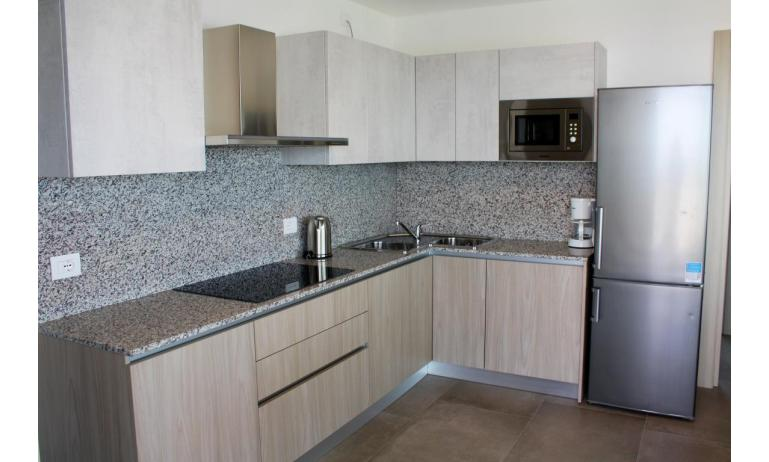 apartments NASHIRA: C8 - kitchenette (example)