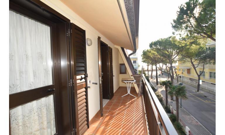 appartamenti VILLA FIORE CARINZIA: B5 - balcone (esempio)