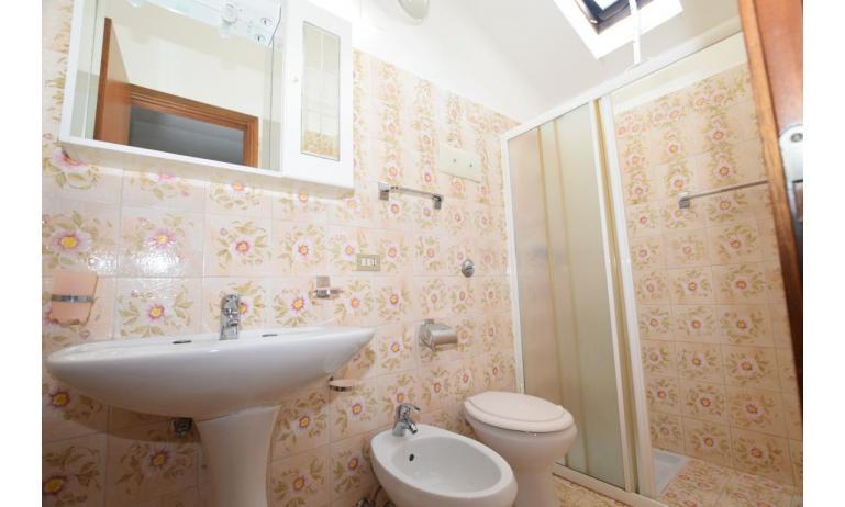 appartamenti VILLA FIORE CARINZIA: B5 - bagno con box doccia (esempio)
