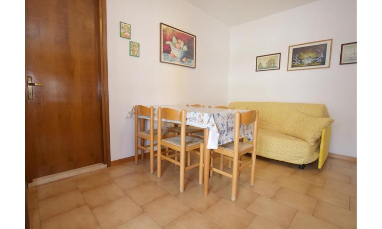 appartamenti VILLA FIORE CARINZIA: B5 - soggiorno (esempio)