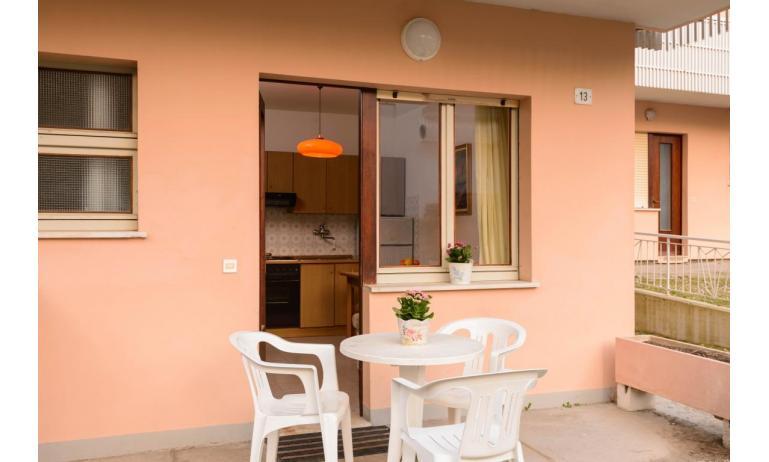 appartamenti VILLA LUISA: B4 - terrazzo (esempio)