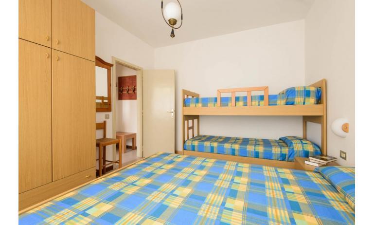 appartamenti VILLA LUISA: B4/1 - camera con letto a castello (esempio)