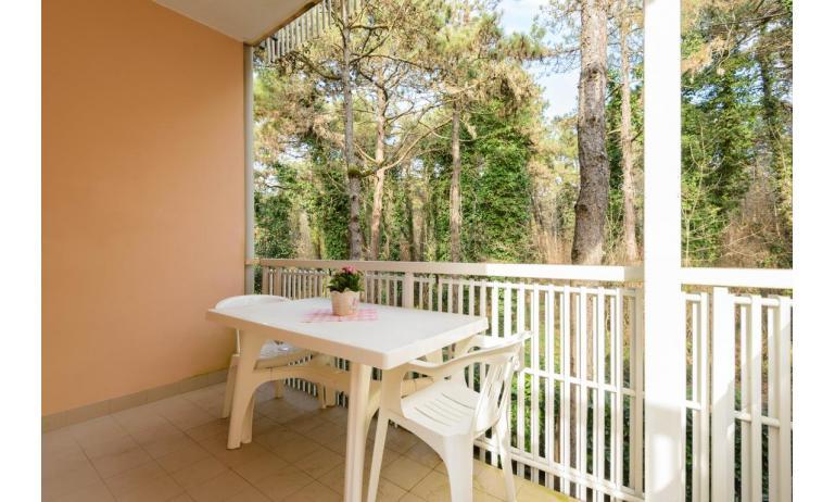appartamenti VILLA LUISA: C5 - balcone (esempio)