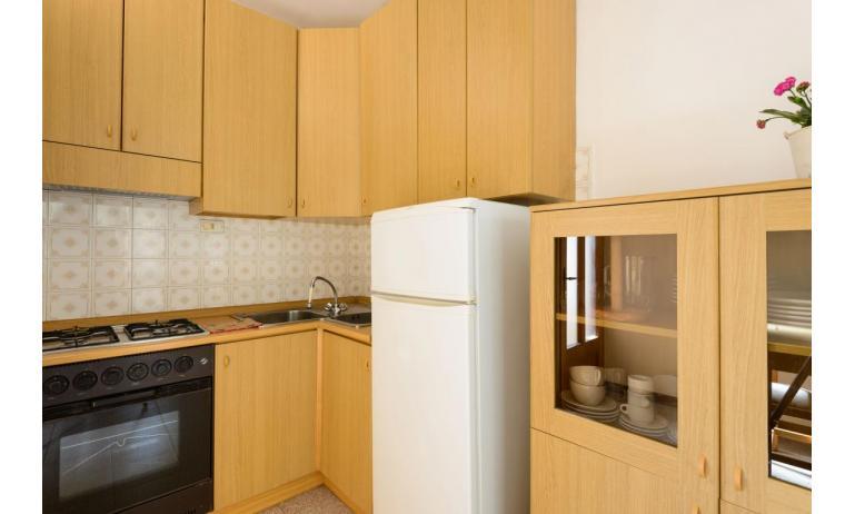 appartamenti VILLA LUISA: C5 - angolo cottura (esempio)