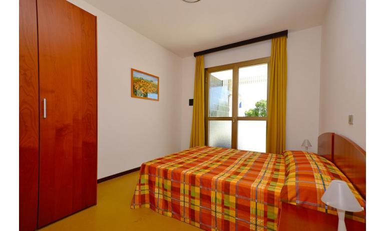 appartamenti SPIAGGIA: B4 - camera matrimoniale (esempio)