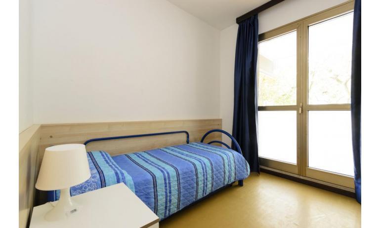 appartamenti SPIAGGIA: C5 - camera singola (esempio)