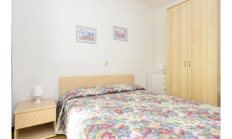 appartamenti SPIAGGIA: C5 - camera matrimoniale (esempio)