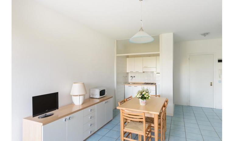 Ferienwohnungen LUNA: B5 - Wohnzimmer (Beispiel)