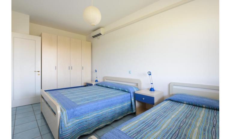 Ferienwohnungen LUNA: B5 - Dreibettzimmer (Beispiel)
