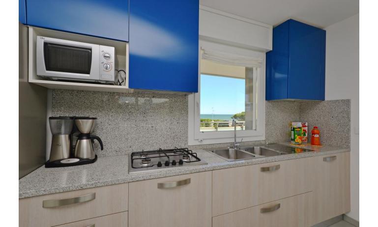 apartmanok MARE: D8 - konyhasarok (példa)