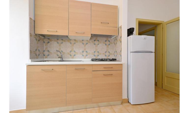 appartament JUPITER: B4 - coin cuisine (exemple)