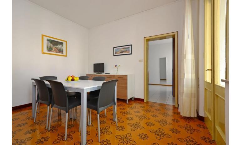 appartament JUPITER: D8 - salle de séjour