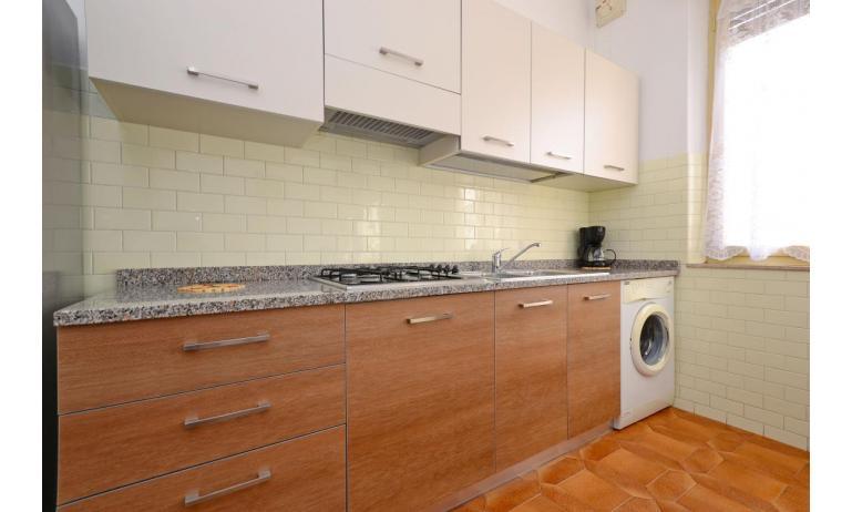 appartament JUPITER: D8 - coin cuisine (exemple)