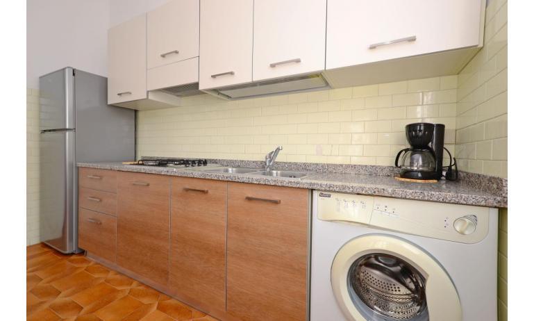 appartament JUPITER: D8 - lave-linge