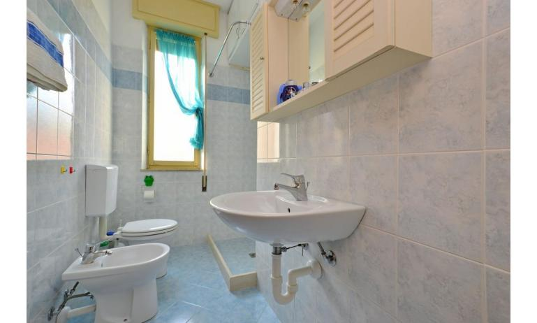 appartament JUPITER: D8 - salle de bain avec rideau de douche (exemple)