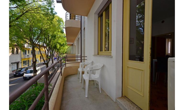 appartament JUPITER: D8 - balcon (exemple)