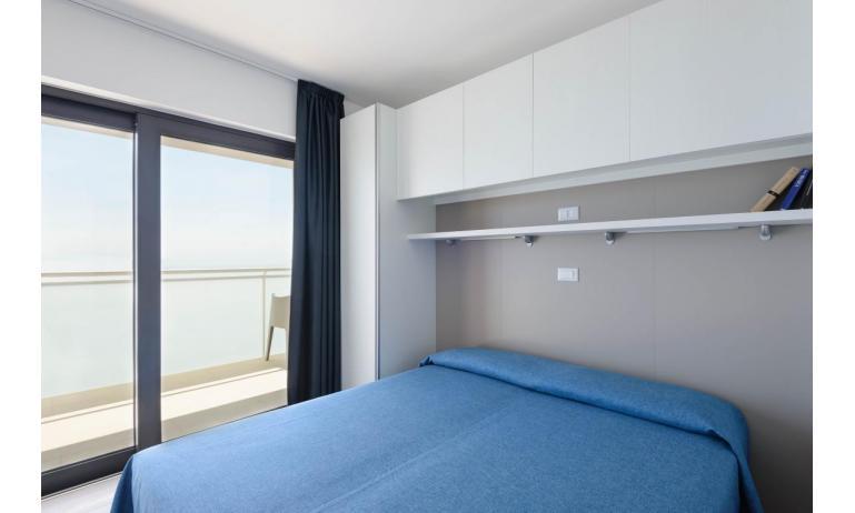 appartamenti VERDE: C6x - camera matrimoniale (esempio)