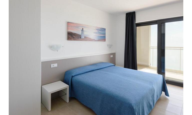 apartmanok VERDE: C6x - hálószoba (példa)