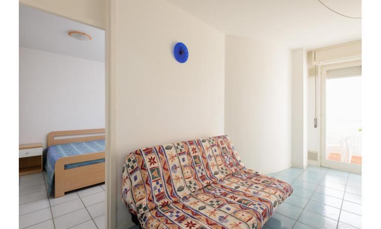 Ferienwohnungen LUNA: B4 - Doppelschlafcouch (Beispiel)