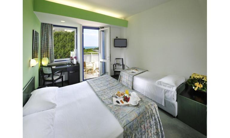 hôtel MEDUSA SPLENDID: Comfort sea view - vue mer (exemple)